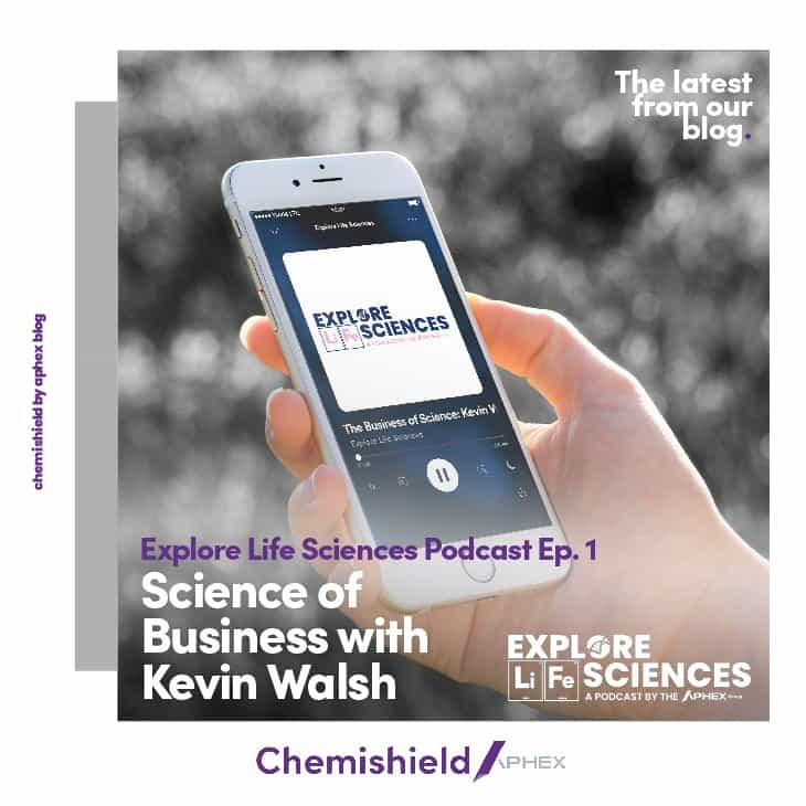 life sciences podcast ireland